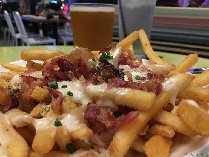 The Cowfish Universal Orlando truffle fries