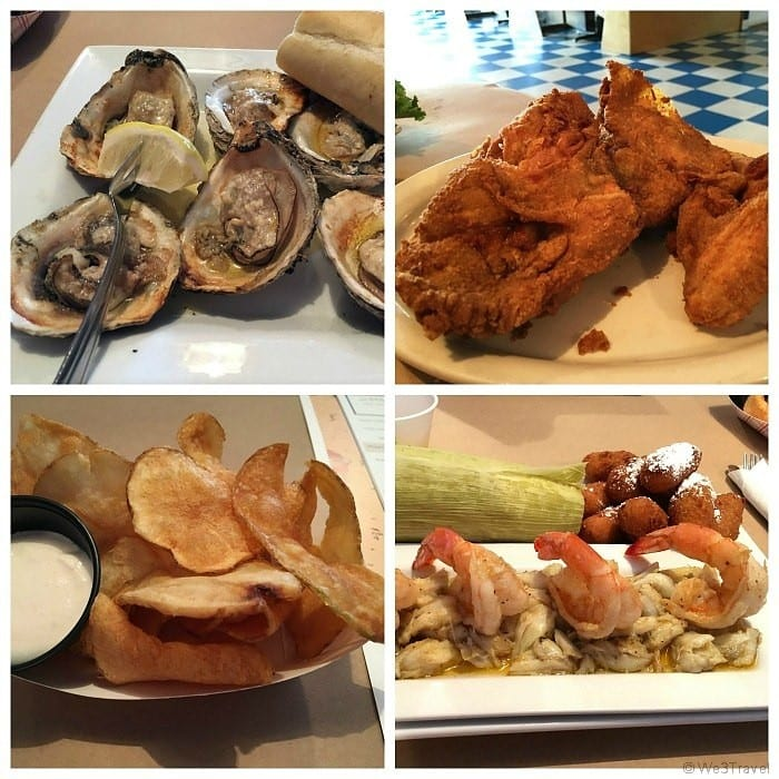 The Blue Crab in Bethany Beach Delaware