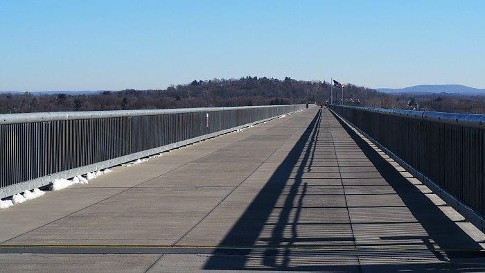 Walkway across the Hudson