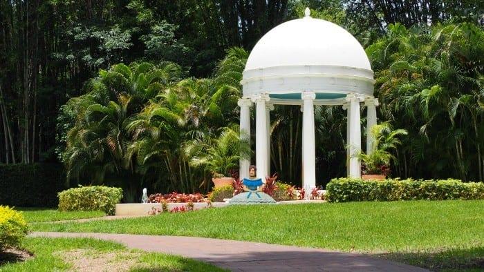 Cypress Gardens at Legoland Florida