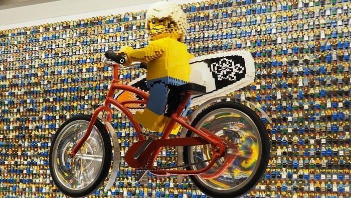 Legoland Hotel minifigures