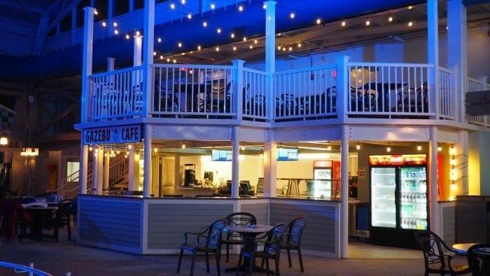 Cape Codder Gazebo cafe