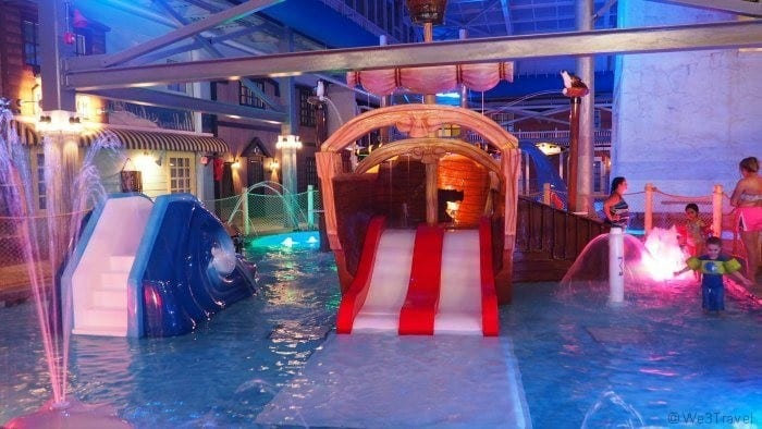 Cape Codder resort review: water park