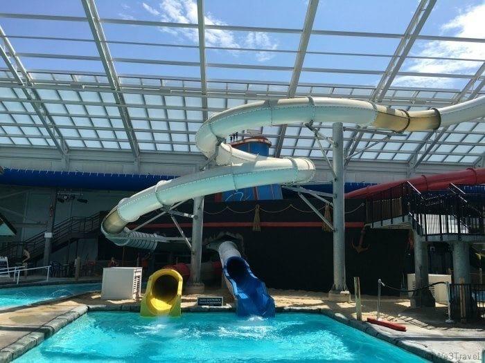 Cape Codder Resort waterpark