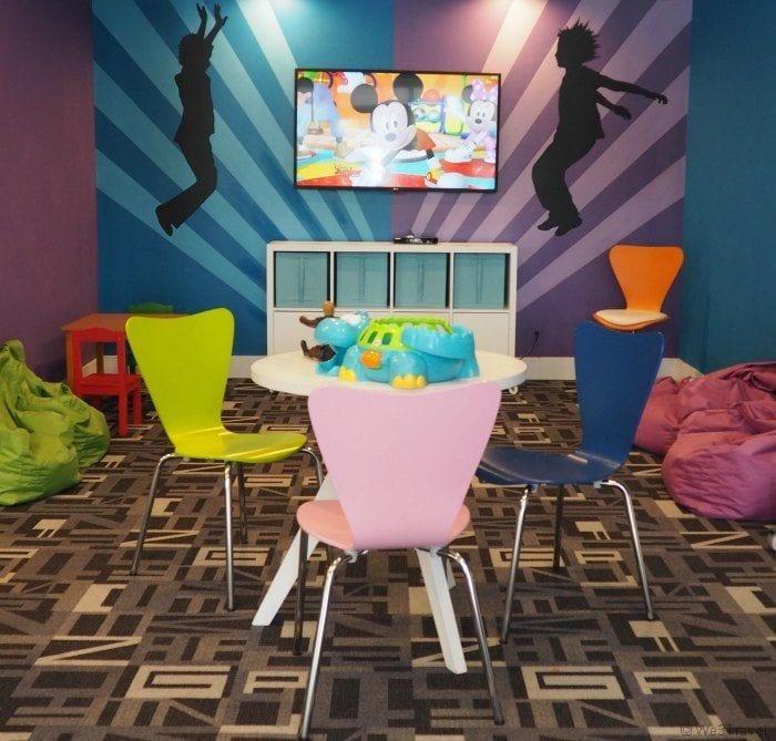 B Resort kids corner