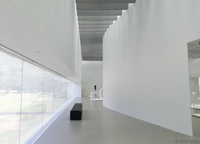 Corning museum of glass modern design wing