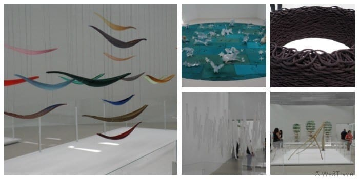 Corning museum of glass modern gallery