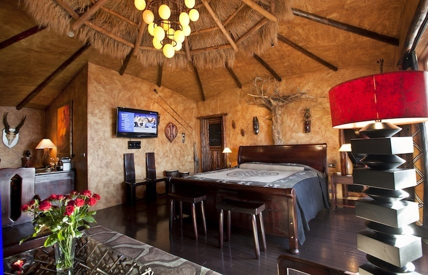 Hotel Ranga African suite