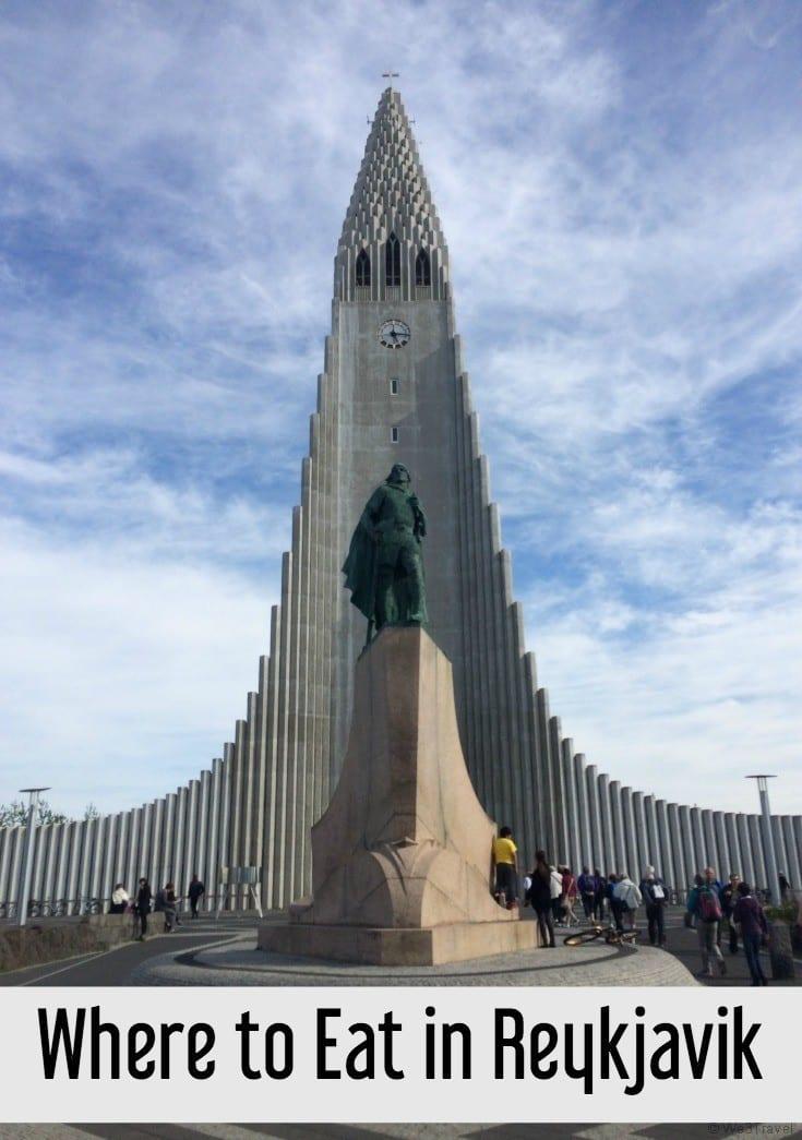 Where to eat in Rekyjavik Iceland | Iceland Food | Iceland Travel Tips