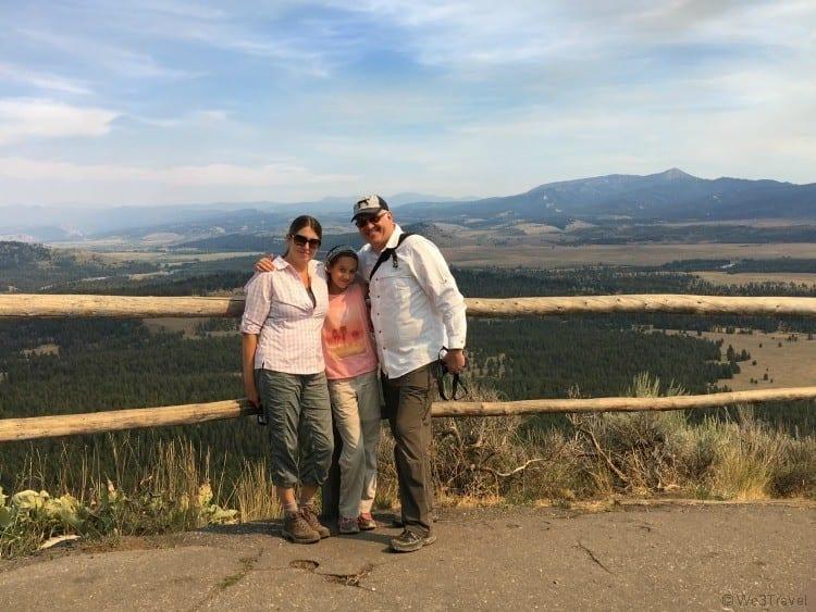 We3Travel Grand Tetons national park