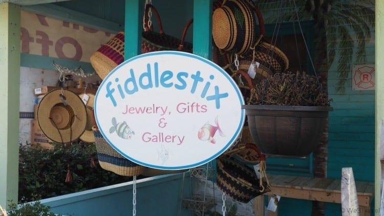 Fiddlestix shopping in Panama City FL