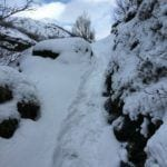 Thorsmark hiking trail