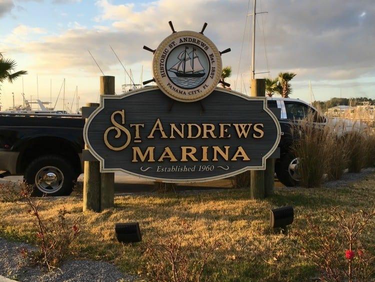 St Andrews Marina Panama City Florida