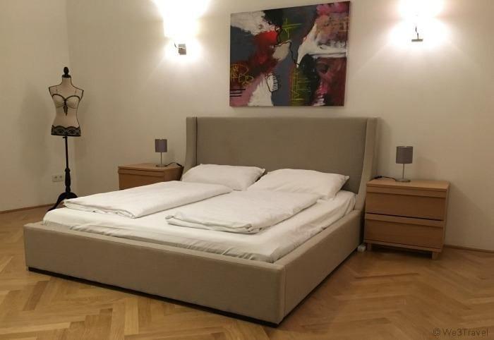 Airbnb apartment Vienna