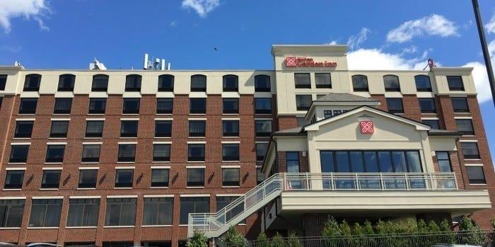 Providence Hilton Garden Inn