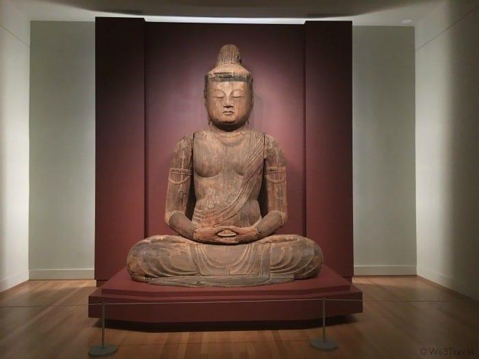 RISD Museum Buddha