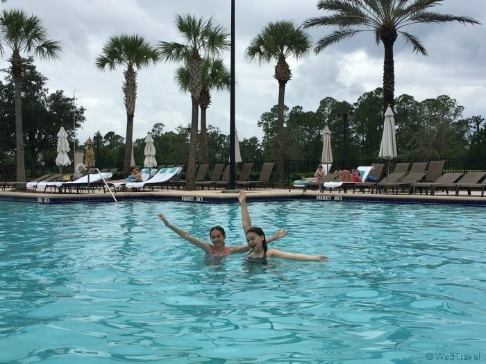 Waldorf Astoria Orlando pools