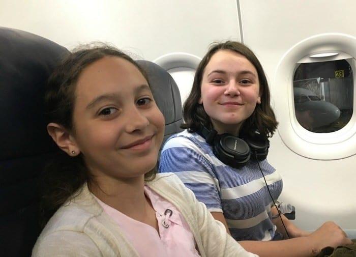 Flying Spirit airlines