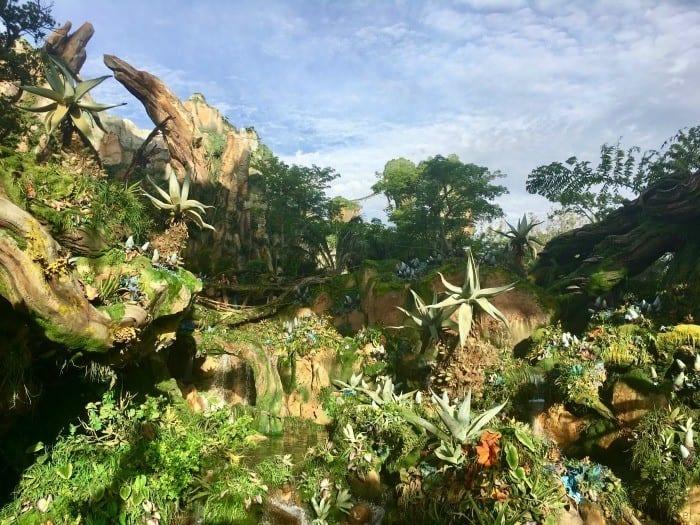 Avatar Flight of Passage best ride in Animal Kingdom
