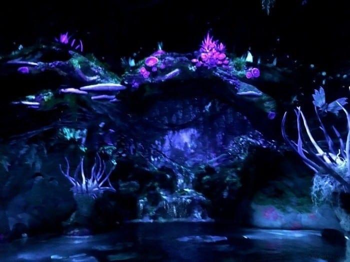 Navi river ride Pandora Avatar