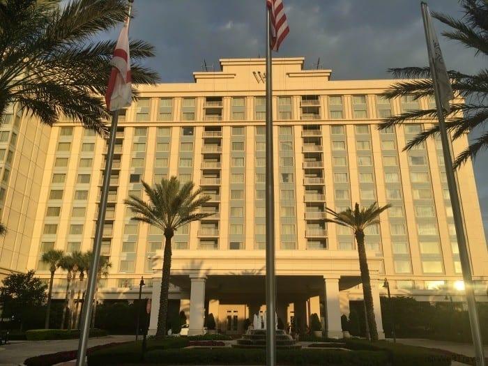 Waldorf Astoria Orlando resort