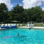 Basin Harbor pool