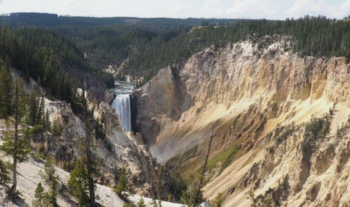 Must see in Yellowstone - Grand Canyon of Yellowstone