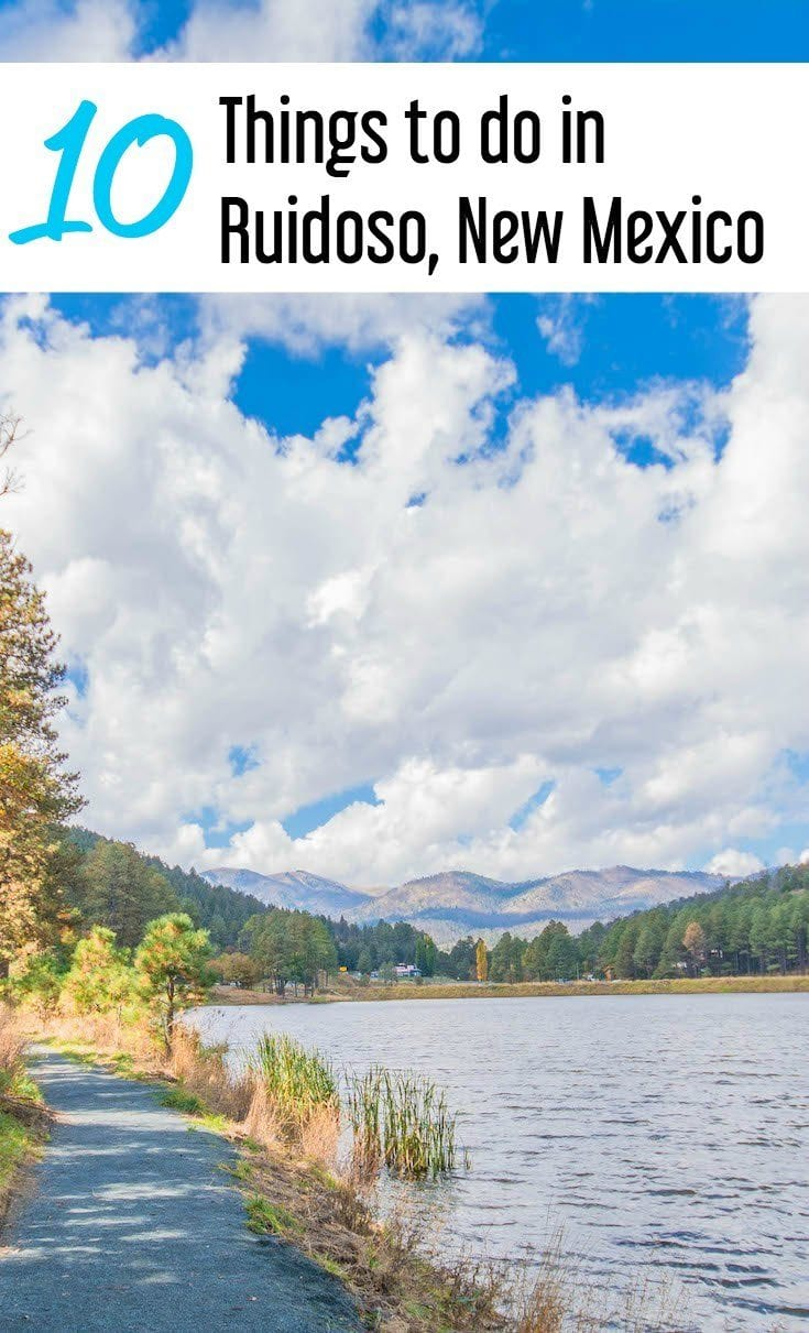 New Mexico travel tips: Things to do in Ruidoso New Mexico with kids.