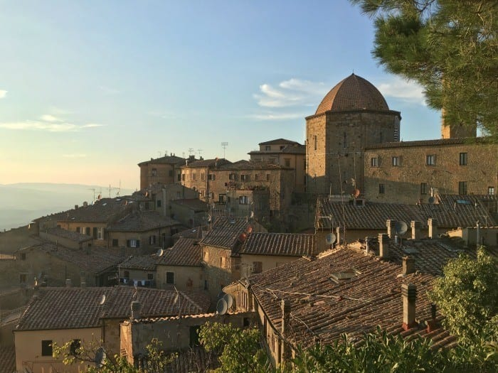 Volterra walls