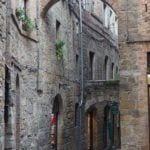 Volterra streets