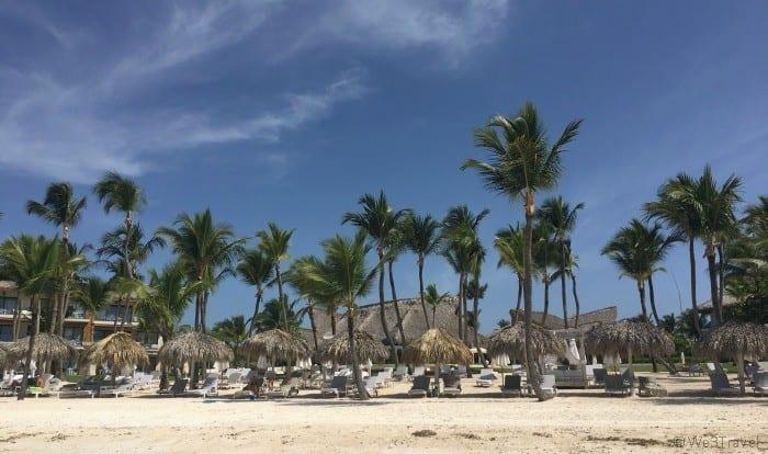 Eden Roc beach