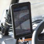 GPS on ATV