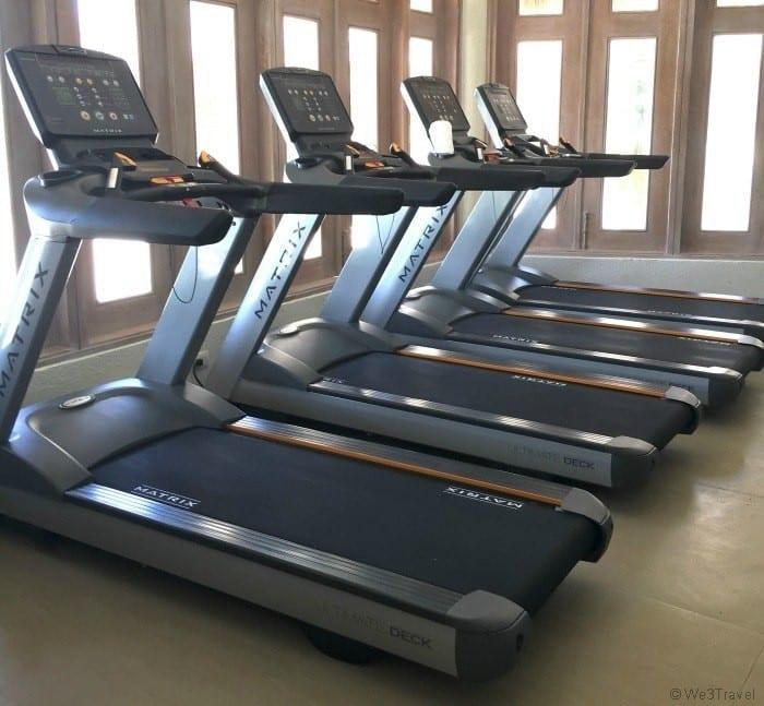 Eden Roc fitness center