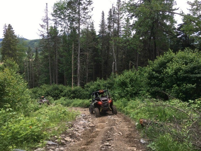 NH ATV trails