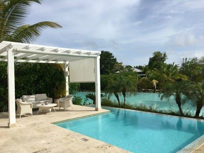 Eden Roc Junior suite private pool