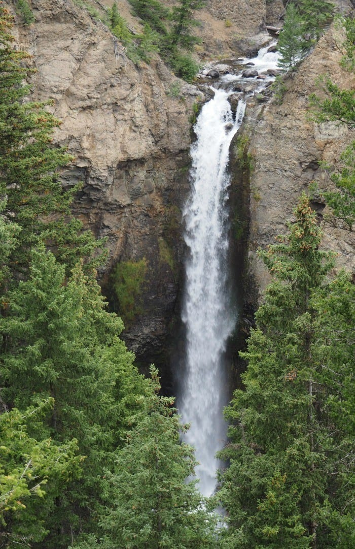 Must see in Yellowstone Tower Falls