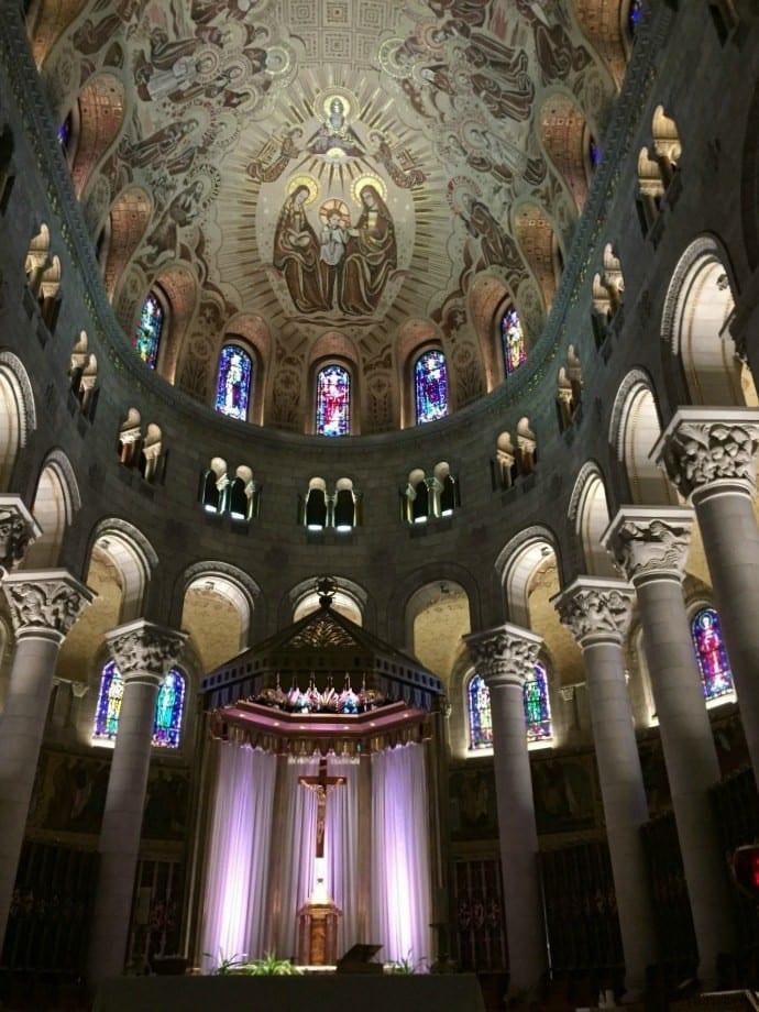 Notre Dame Cathedral Quebec