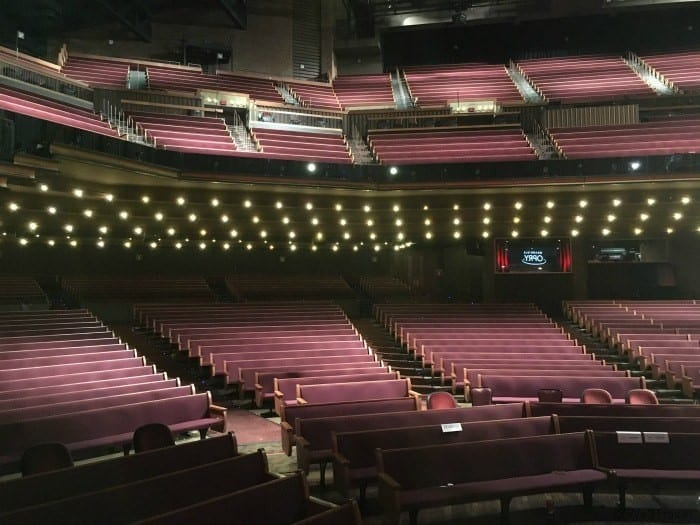 Grand Ole Opry Backstage Tour Review A Night Of Country Music