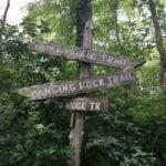 Norman Bird Sanctuary trail makers