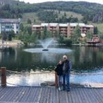 Copper Mountain lake