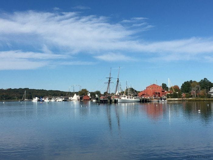 Mystic CT Harbor