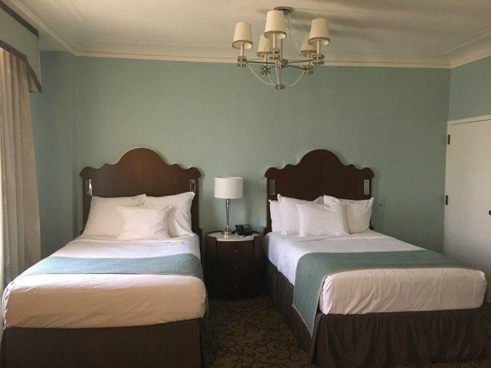 Peabody Memphis bedroom