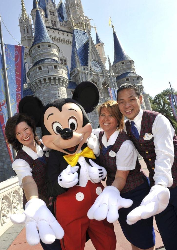 Disney VIP experiences