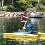 Copper Mountain hydro bike