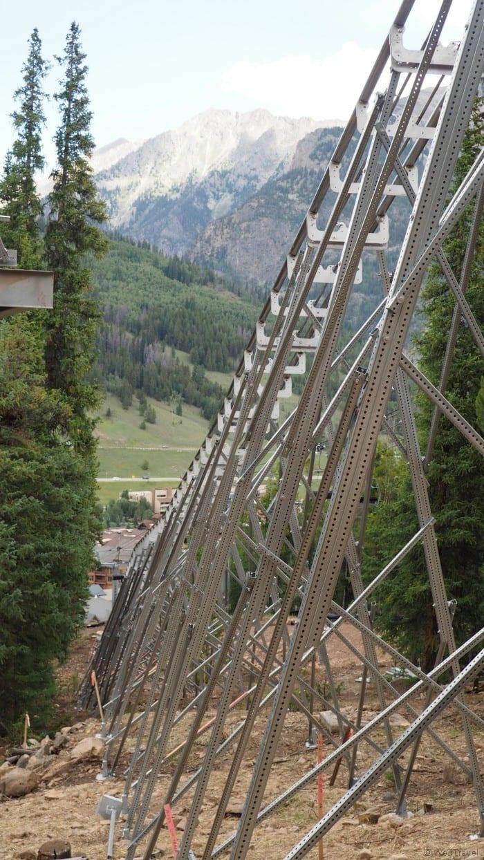Copper Mountain coaster