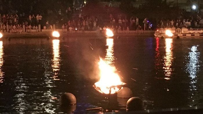 Waterfire Providence RI