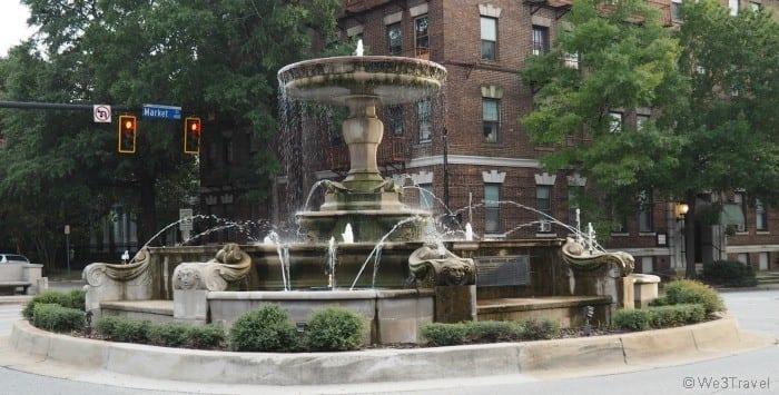 Wilmington NC historic downtown