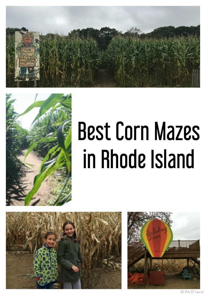 Best corn mazes in Rhode Island #rhodeisland #cornmaze
