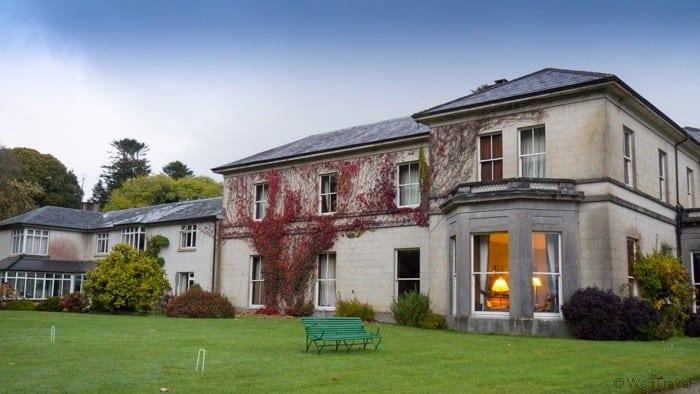 Currarevagh House near Galway