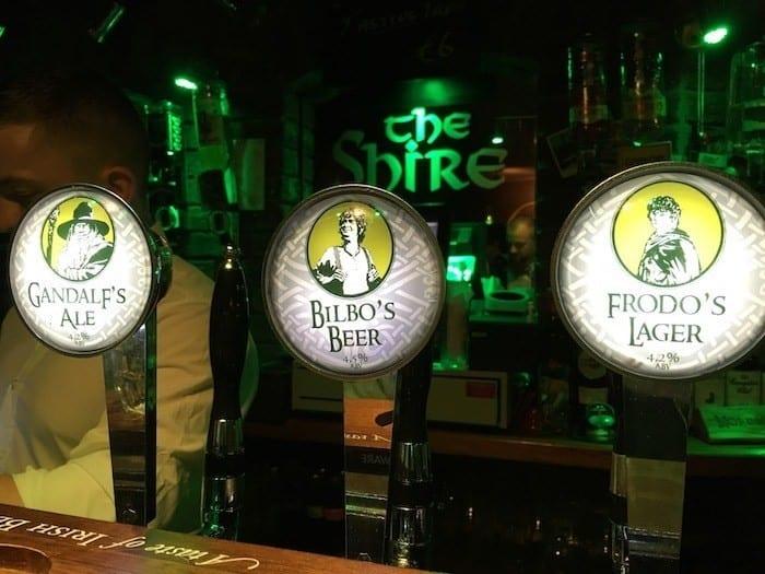 Killarney the Shire pub